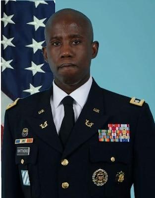 LTC Earl G. Matthews