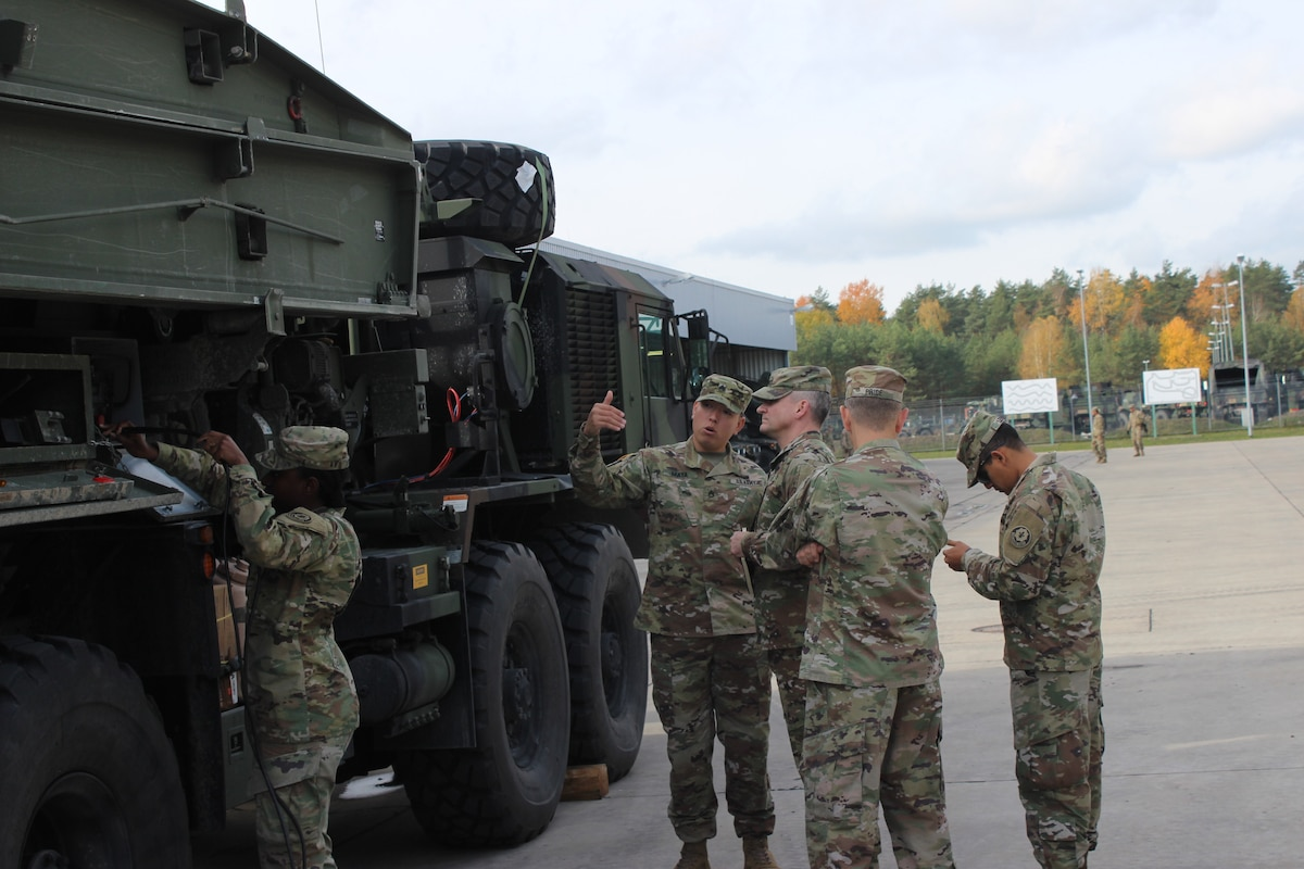 Army Field Support Battalion - Germany