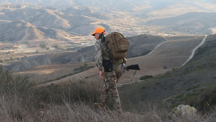 Responsible hunting on Camp Pendleton balances sport and stewardship to the environment
