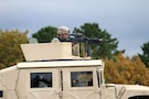 Task Force Cadre Conduct Live Fire Rehearsal