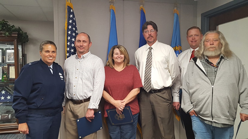 Continuous Process Improvement award winners show dedication, making DLA better for all