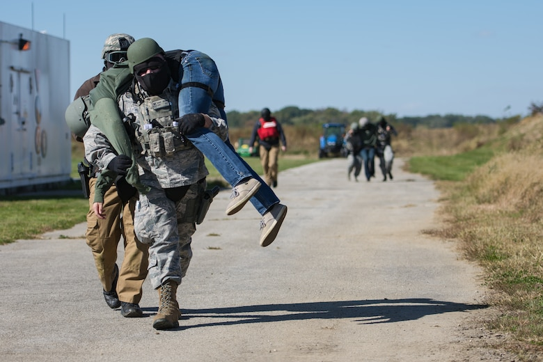 181st Defenders Field Exercise Training - October 2018