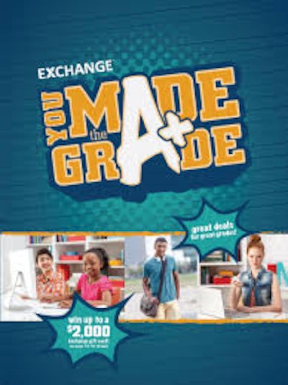 You Made the Grade