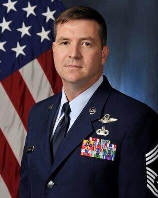 Chief Master Sgt. Thomas L. Barefoot
