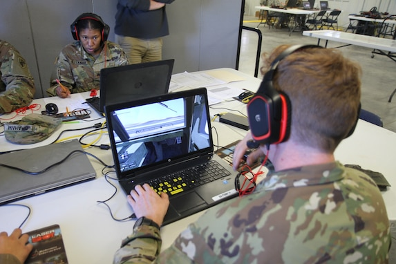 Virtual Battle Space Training Ready