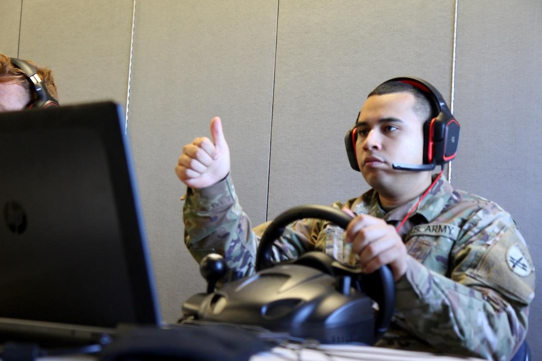 Virtual Battle Space Training Ready