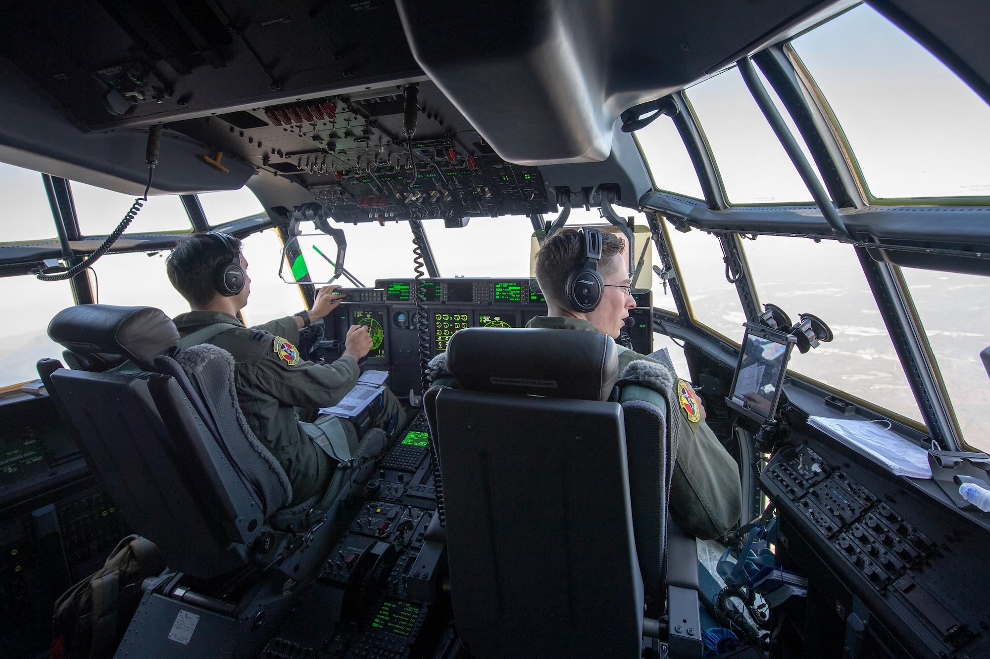 USAF C-130J Super Hercules