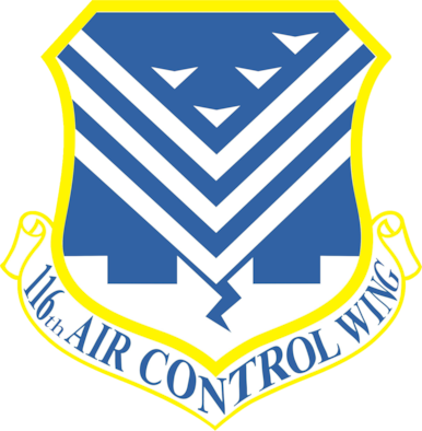116th Air Control Wing Shield