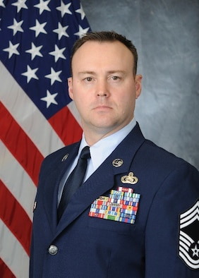 """Chief Master Sgt. Gerald """"G"""" Agner II"""