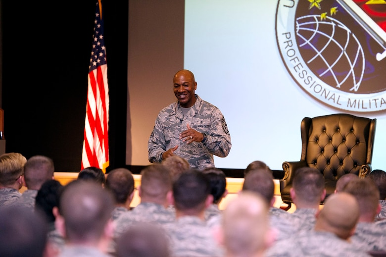 Barnes Center for Enlisted Education provides alternatives for Tyndall NCO academy students in Hurricane Michael aftermath