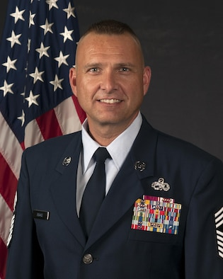 CHIEF MASTER SERGEANT MICHAEL R. DITORE
