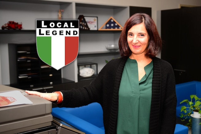 This week, we highlight #LocalLegend Ms. Angela Cocconi.