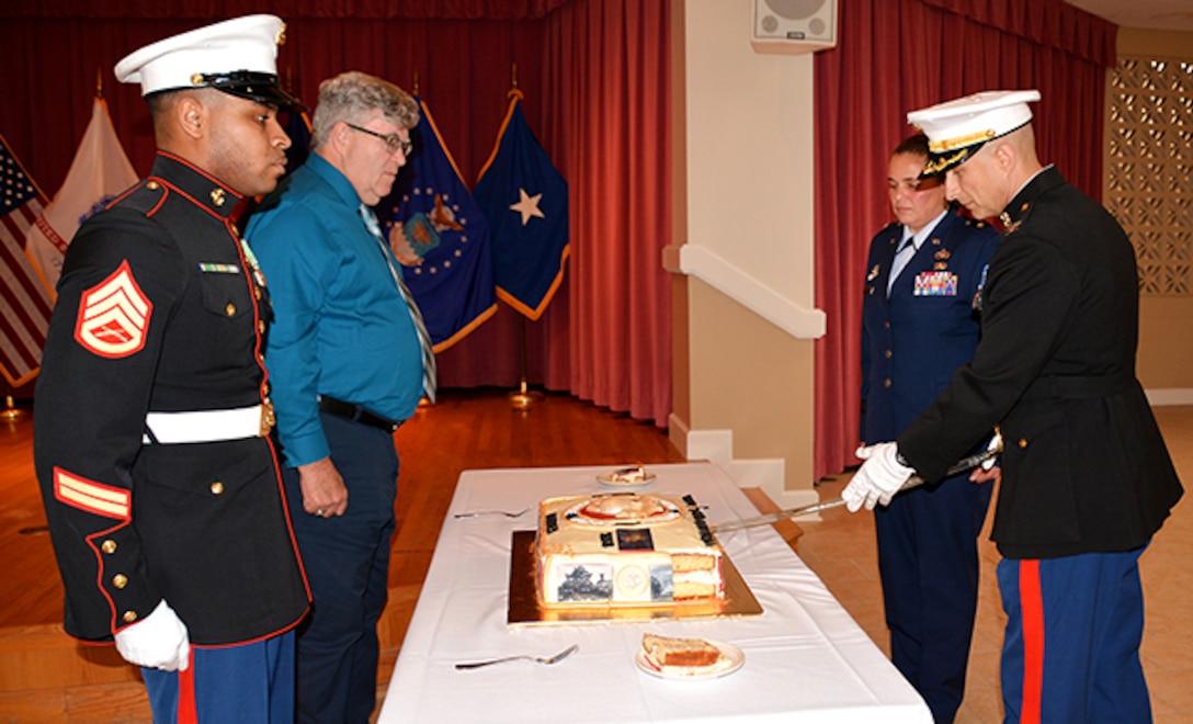 DLA celebrates the Marine's 243rd birthday!