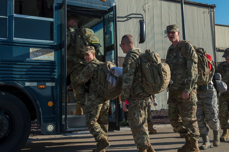 366th LRS ensures deployment readiness