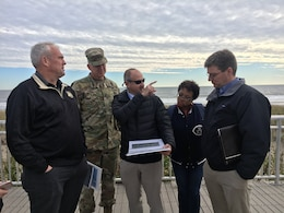 Principal Deputy Assistant Secretary of the Army (Civil Works) Mr. Ryan A. Fisher Visits New York District
