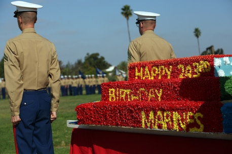 243 years and still fighting: MCAS Miramar celebrates the 243rd Marine Corps Birthday