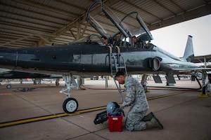 80th Operations Support Squadron aircrew flight equipment