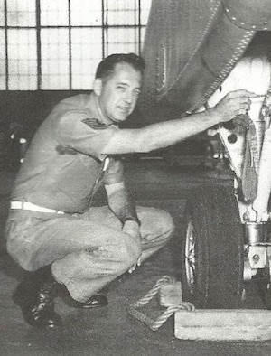 Tech. Sgt. Roy D. Prater. (Curtesy photo)