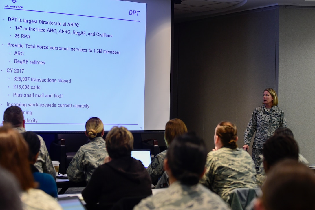 ARPC hosts ARC Field Training