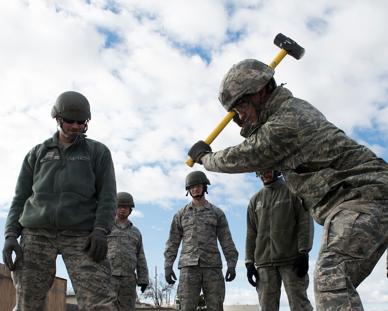 In-depth training that Airmen receive on-station improves baseline skills learned in technical training and enables them to be more effective contributors to the mission down-range.