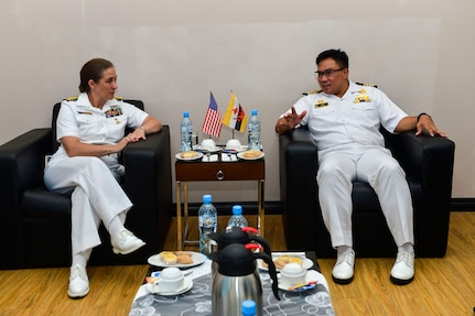CARAT Exercise Kicks off with US, Brunei Navies
