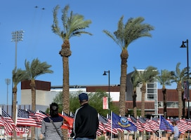 4th annual Goodyear Veterans Day Tribute