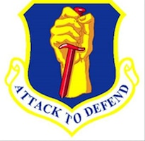 35th Fighter Wing shield
