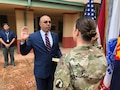 Aponte is new command executive officer at 1st Mission Support Command