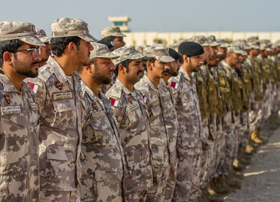 Exercise Eastern Action 19 kicks off in Qatar > U S  Army