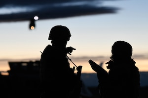 Members of the 341st Security Forces Group practice a launch facility recapture during exercise Global Thunder 19, Oct. 30, 2018, at Malmstrom Air Force Base, Mont.