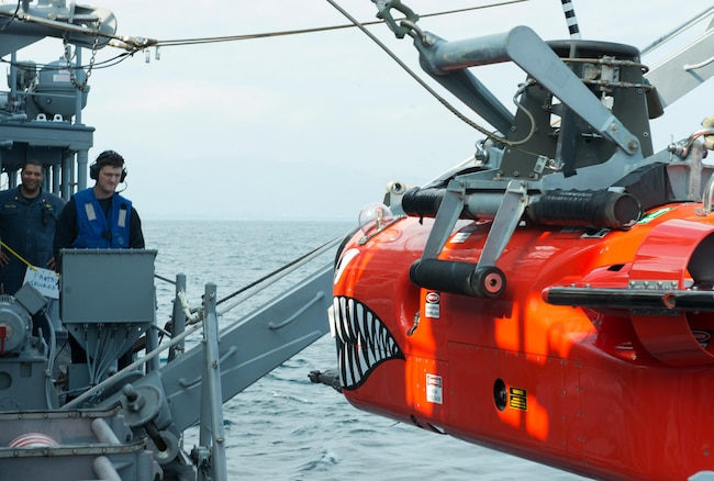 U.S., Japan, Australia to conduct mine warfare exercise