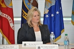 Deputy Assistant Secretary of Defense for Supply Chain Integration Dee Reardon visits DLA Energy