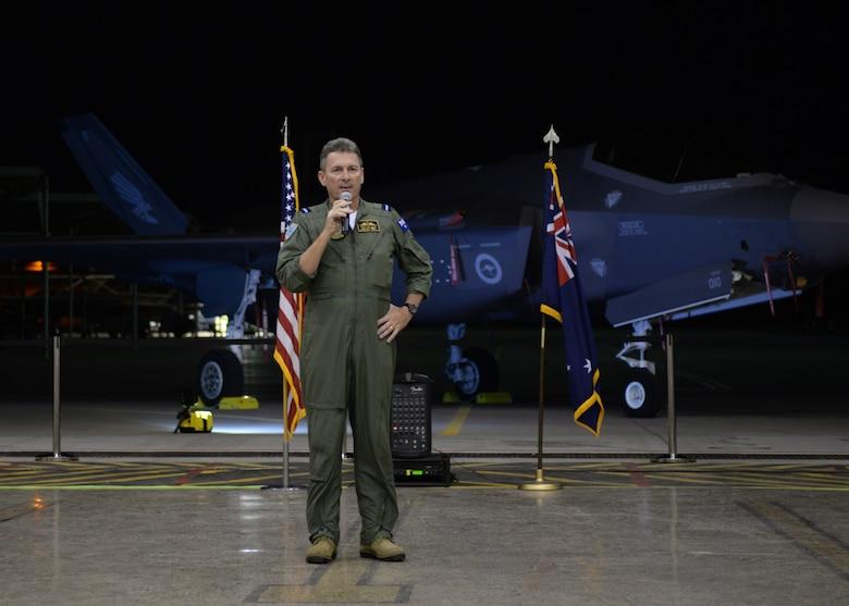 US, Aussie partnership thriving at Luke