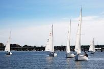 Sonar Cup Regatta continues NUWC Division Newport's sailing tradition