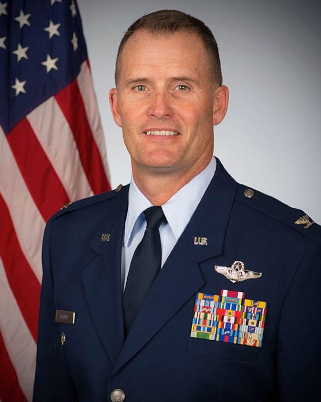 Colonel David W. Herder