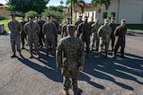 Soldiers attend USMC Corporal's Course