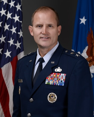MAJOR GENERAL CAMERON G. HOLT
