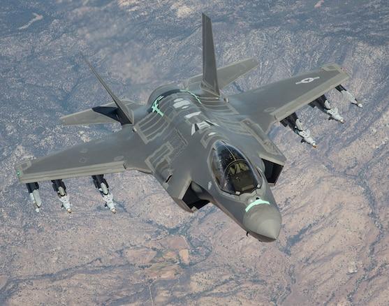 F-35s begin Auto GCAS test flights