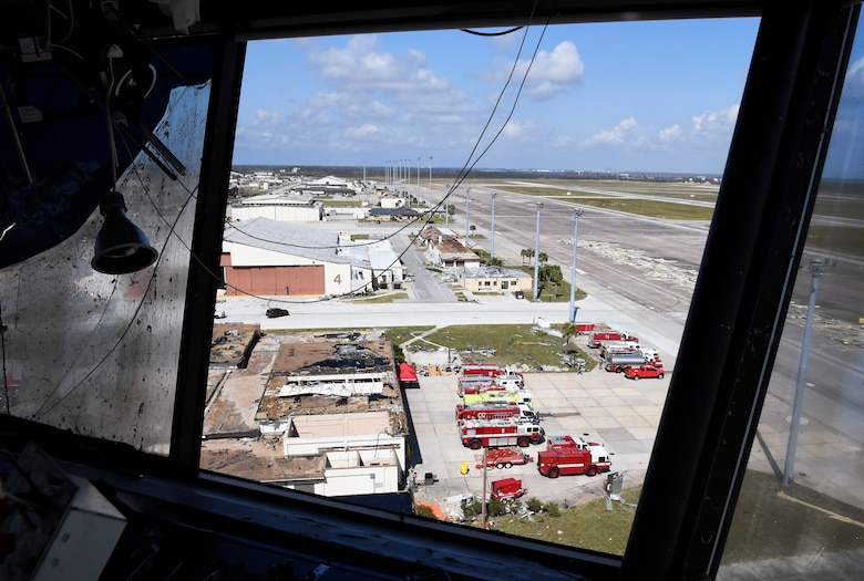 Air Force family: Taking care of Tyndall, displaced Airmen