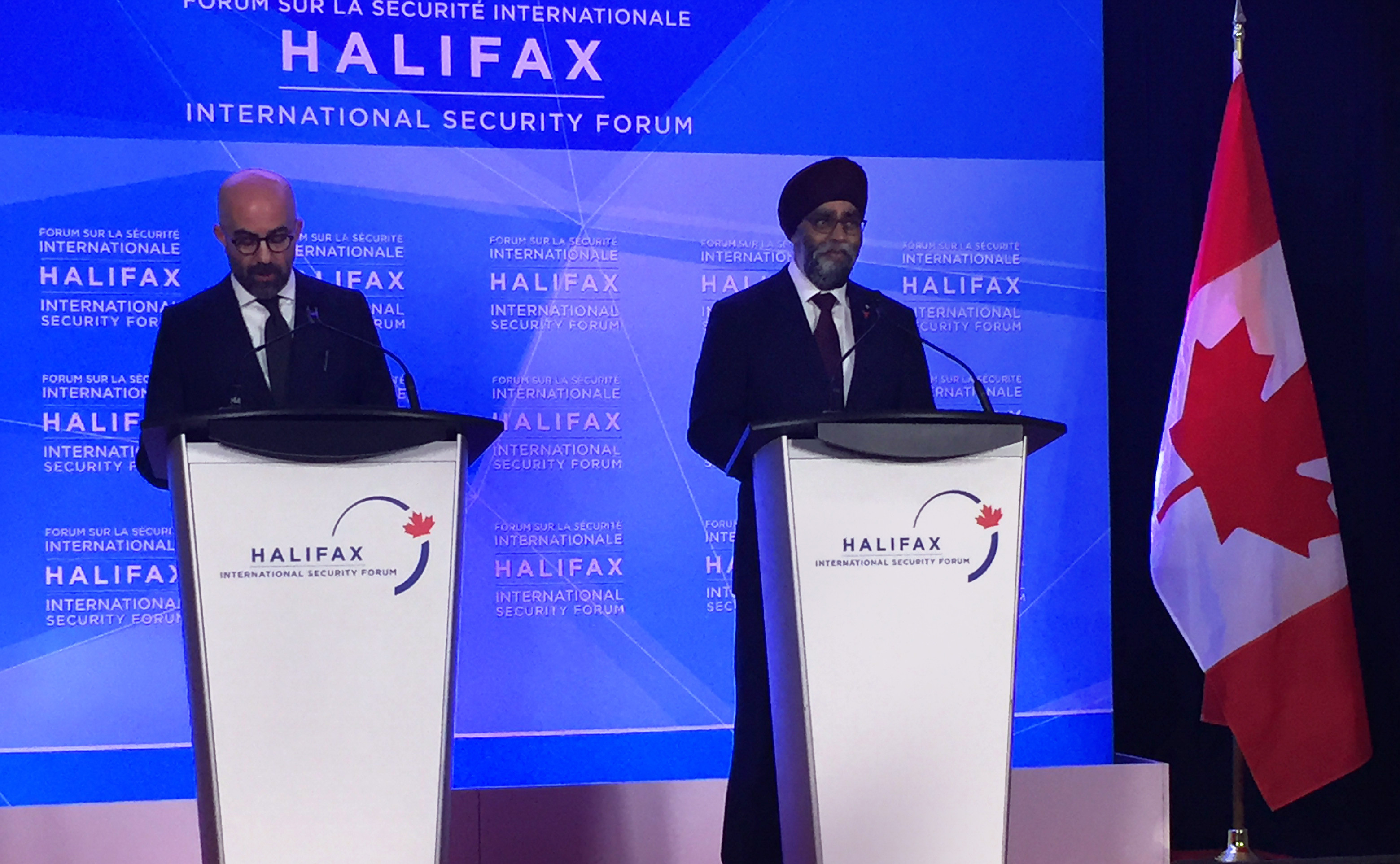 Halifax Forum Address