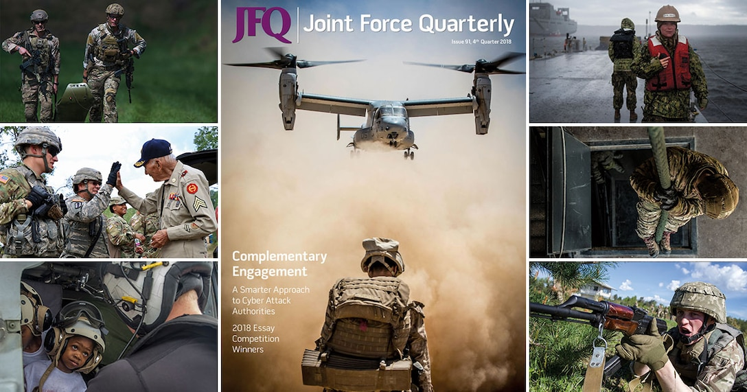 Joint Force Quarterly 91