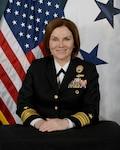 Rear Admiral Kathleen Creighton
