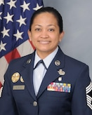 Chief Master Sgt. Mary Irene R. Subala