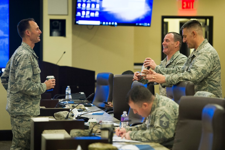 Air Force District of Washington hosts first Commanders and Senior Enlisted Leaders Conference