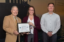 NUWC Division Newport supervisor receives Employer Support of the Guard and Reserve Service Member Patriot Award