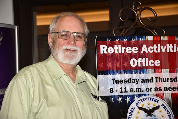 RAO director aims to expand reach, helping as many military retirees as possible