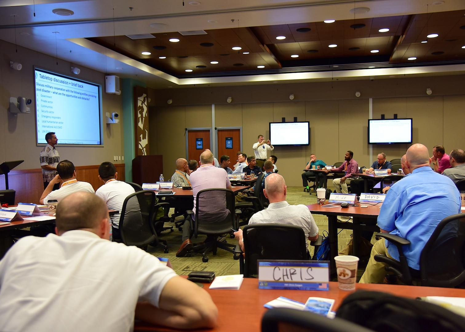 PACFLT Hosts International Senior Enlisted Training Symposium