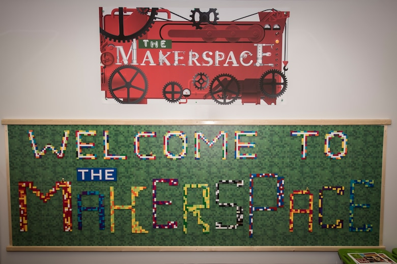 Welcome to the Makerspace
