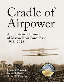 Book Cover - Cradle of Airpower