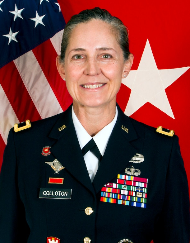 Brig. Gen. Kimberly M. Colloton Photo for bio